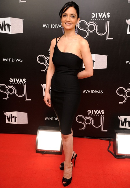 Archie Panjabi Height Weight Stats