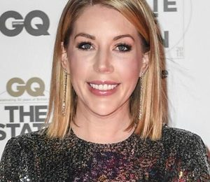 Katherine Ryan Height Weight Shoe Size Measurements Family