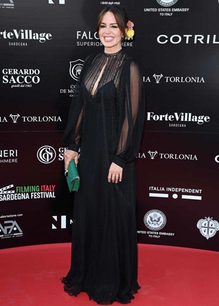 Marta Milans Height Weight Stats