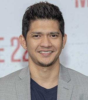 Actor Iko Uwais
