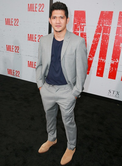 Iko Uwais Body Measurements and Facts