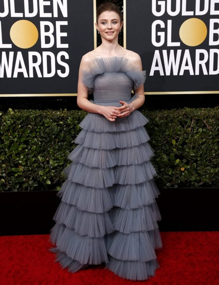 Thomasin McKenzie Measurements and Facts