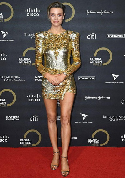 Wallis Day Height Weight Stats